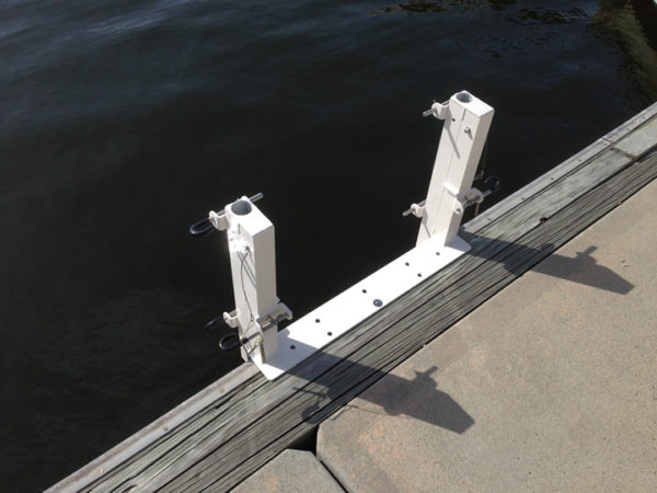 Dock Model Mounting Chassis