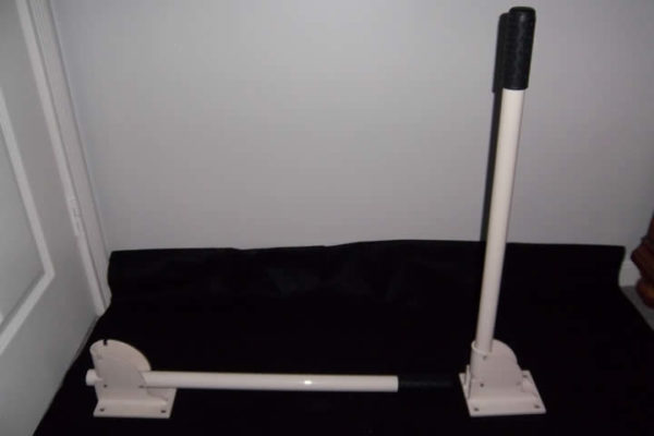 Optional Basic Dock Model Safety Grab Bar